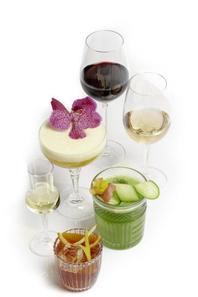 Cocktails et belles découvertes suisses